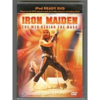 The Men Behind The Mask / Iron Maiden [Used DVD] [Sealed] [Import]