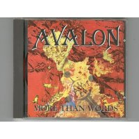 More Than Words / Avalon [Used CD] [Import]