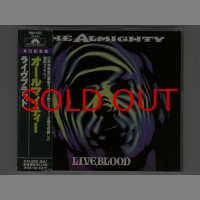Liveblood / The Almighty [Used CD] [EP] [w/obi]