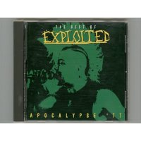 Apocalypse '77 / The Exploited [Used CD] [Import]