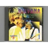 Live In Rome 1991 / Nirvana [Used CD] [Import]