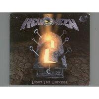 Light The Universe / Helloween [Used CD] [Digipak] [Single]
