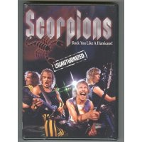 Rock You Like A Hurricane! Unauthorized / Scorpions [Used DVD] [Sealed]
