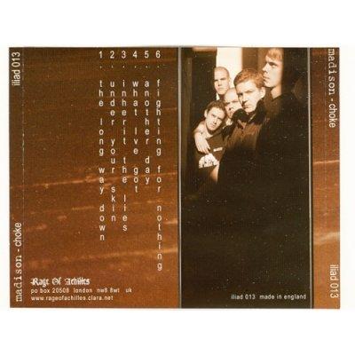Photo2: Choke / Madison [Used CD] [Import]