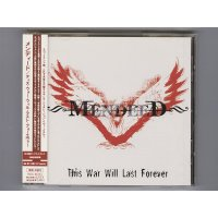 This War Will Last Forever / Mendeed [Used CD] [w/obi]