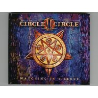 Watching In Silence / Circle II Circle [Used CD] [Digipak] [Import]