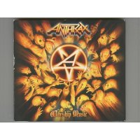 Worship Music / Anthrax [Used CD] [Paper Sleeve] [Import]