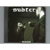 Discord / Subtera [Used CD] [Import]