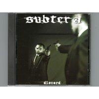 Discord / Subtera [Used CD] [Import]