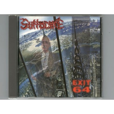 Photo1: Exit 64 / Suffocate [New CD] [Import]