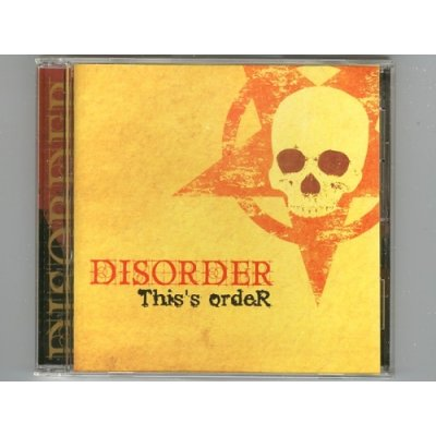 Photo1: This's Order / Disorder [New CD] [Import]