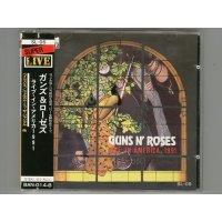 Live In America, 1991 / Guns N' Roses [Used CD] [Import] [w/obi]