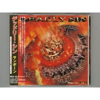 Sunborn / Deadly Sin [Used CD] [w/obi]