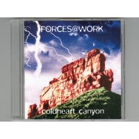 Coldheart Canyon / Forces@Work (Forces At Work) [New CD] [CD-R] [EP] [Import]