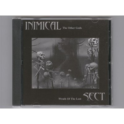 Photo1: The Other Gods - Wrath Of The Lost / Inimical & Sect [New CD] [CD-R] [Import]