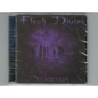 Necropolis / Flesh Divine [Used CD] [Sealed] [Import]
