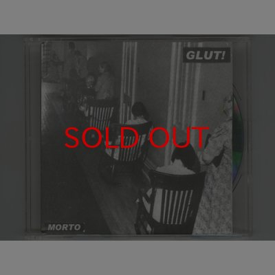 Photo1: Morto / Glut! [Used CD] [CD-R] [EP] [Import]