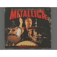 The Unauthorised Biography & Interview / Metallica [Used CD] [Sealed] [Import]