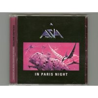 In Paris Night / Asia [Used CD]