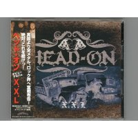 X.X.L / Head-On [ Used CD] [w/obi]