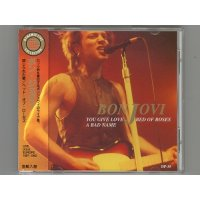 Dynamic Live - Live U.S.A. Europe 1987~1992 / Bon Jovi [Used CD] [w/obi]