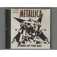 Hero Of The Day (Part 2) / Metallica [Used CD] [Single] [Import]