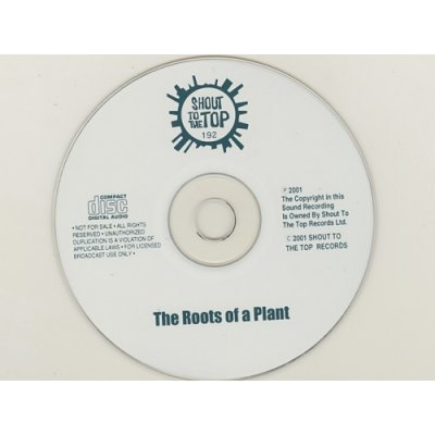 Photo3: The Roots Of A Plant / Robert Plant [Used CD]