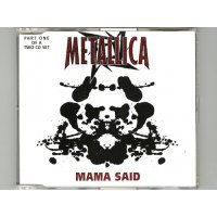 Mama Said (Part 1) / Metallica [Used CD] [Single] [Import]