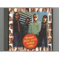 Pep Rally In Philly 2005 / Bon Jovi [Used CD] [CD-R] [Live]