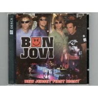 New Jersey First Night / Bon Jovi [Used CD] [2CD-R]
