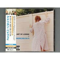The Art Of Losing / American Hi-Fi [Used CD] [w/obi]