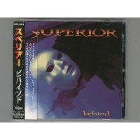 Behind / Superior [Used CD] [w/obi]