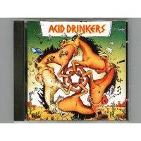 Vile Vicious Vision / Acid Drinkers [Used CD] [Import]