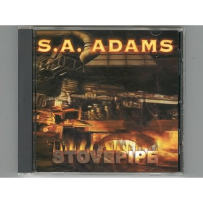 Photo1: Stovepipe / S.A. Adams [Used CD] [Import]