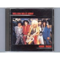 Million Miles Away / Hanoi Rocks [Used CD]
