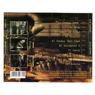 Photo2: Stovepipe / S.A. Adams [Used CD] [Import]