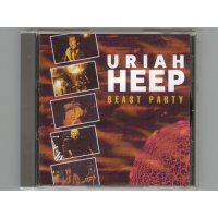 Beast Party / Uriah Heep [Used CD]