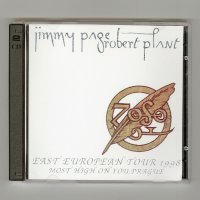 Most High On Your, Prague / Jimmy Page & Robert Plant [Used CD] [2CD-R] [Import]
