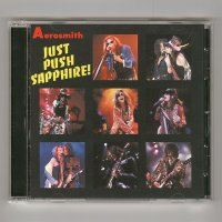 Just Push Sapphire! / Aerosmith [Used CD]