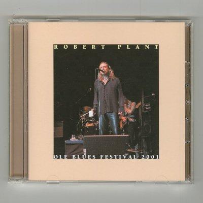 Photo1: Ole Blues Festival 2001 / Robert Plant & Strange Sensations & Jimmy Page [Used CD]