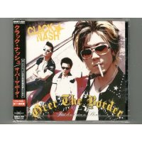 Over The Border / Clack-Nash [Used CD] [CD+DVD] [Sealed]