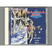 Heaven Can Wait / Gamma Ray [Used CD] [Single]