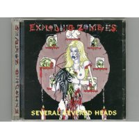 Several Severed Heads / Exploding Zombies [Used CD] [Import]