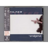 The Amalgamut / Filter [Used CD] [w/obi]