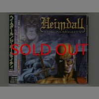 The Almighty / Heimdall [Used CD] [w/obi]