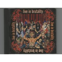 Live In Brutality / Undertakers [Used CD] [Import]