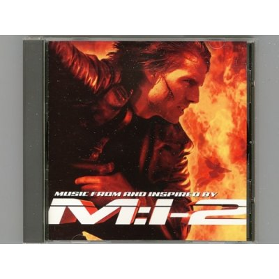 Photo1: Music from and inspired by M:i-2 / V.A. [Used CD] [Import]