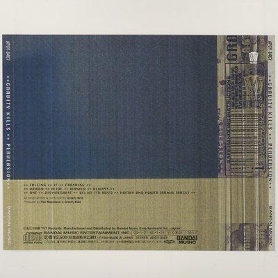 Photo2: Perversion / Gravity Kills [Used CD] [w/obi]