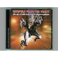 Numbers From The Beast: All Star Salute To Iron Maiden / V.A. [Used CD] [Cutout] [Import]