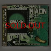 Organic / Niacin [Used CD] [Sample] [w/obi]